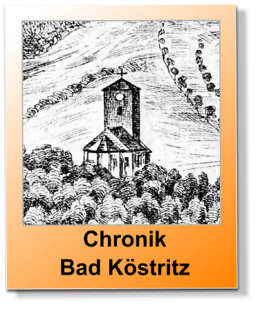 Chronik  Bad Köstritz